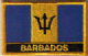 Flag Patch - Barbados 09